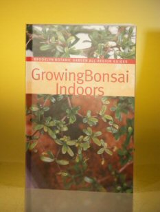 Growing Bonsai Indoors