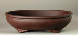 "7.25"" Houtoku Bonsai Pot"