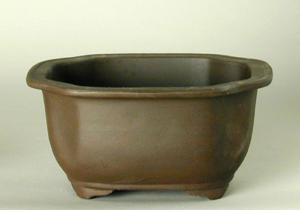 "6.5"" Houtoku Bonsai Pot"